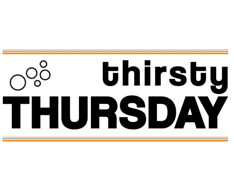 Thursday Three In The Club by Thirsty Thursday Rotary Club Of Port Moody