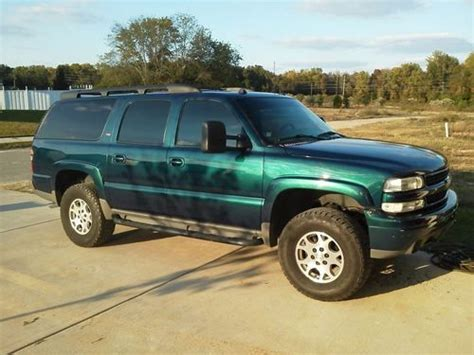 how to sell used cars 2005 chevrolet suburban 1500 electronic throttle control sell used 2005 chevy suburban z71 very rare metallic blue paint in rembert south carolina