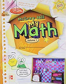 My Math Grade 3 Vol 1 Elementary Math Connects