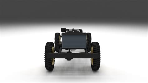 Jeep Chassis W Chassis Jeep Willys Mb Top Rev By