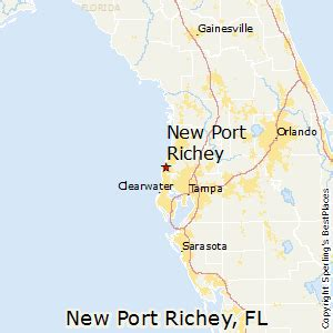 map of new port richey florida new port richey fl pictures posters news and on