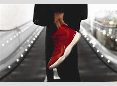 "On Feet: Nike Air Jordan 11 ""Win Like 96""   Sneakerworld.dk 2017 Kalender"