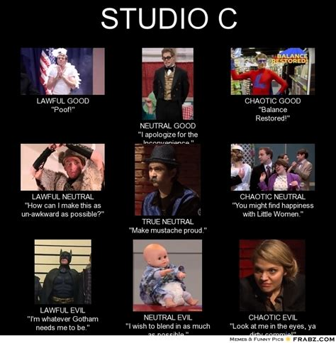 Meme C - studio c meme generator what i do