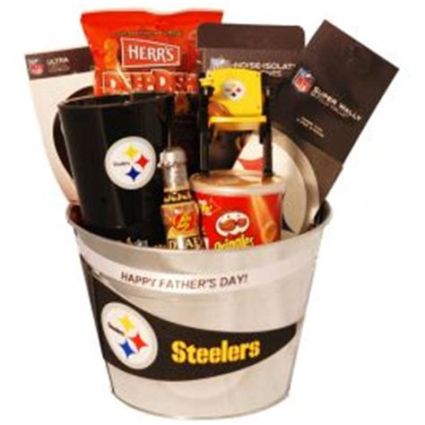steelers valentines day gifts pittsburgh steelers fathers day gift basket 84 99 gifts