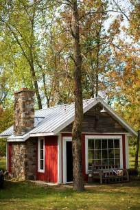 small rustic studio shed cabin photography by