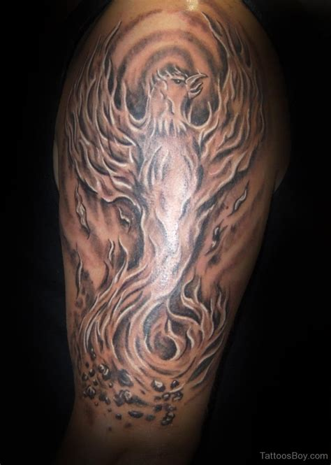 phoenix sleeve tattoo designs tattoos designs pictures page 7