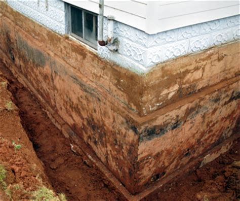 michigan basement waterproofing foundation repair wet