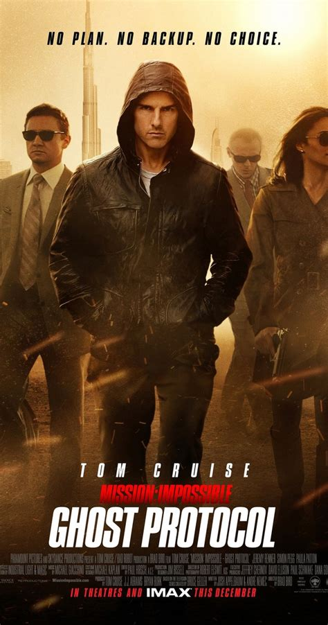 film streaming mission impossible 5 mission impossible ghost protocol 2011 imdb