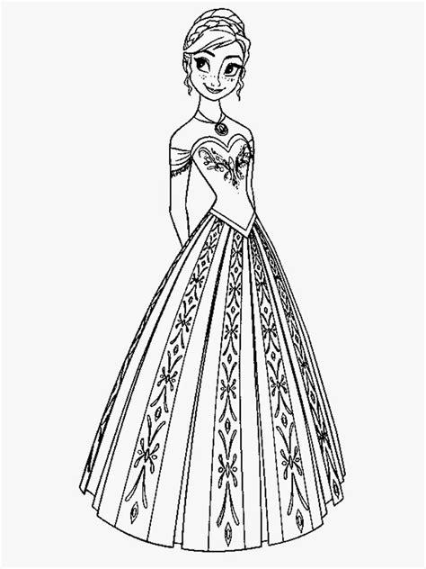 princess coloring pages frozen anna frozen coloring pages anna coloring pages images