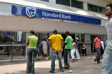 standard bank south africa standard bank puts brakes on lending enca