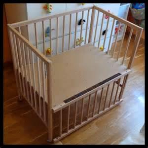 Gulliver Cot Toddler Bed Sniglar Crib Co Sleeper Ikea Hackers Ikea Hackers