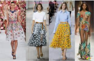 decke neu gestalten runway inspired top summer fashion trends 2015