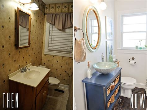 diy budget bathroom renovation reveal interior design inspirations