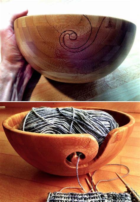 ideas  yarn bowl  pinterest yarn bowls