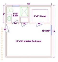 Master Bedroom Plans With Bath Free Bathroom Plan Design Ideas Small Master Bathroom