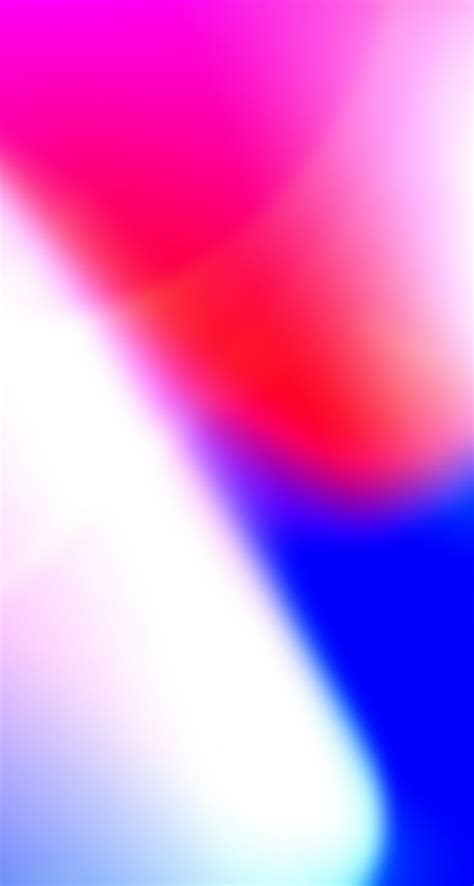 ios  red blue abstract apple wallpaper iphone