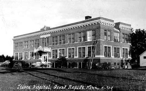 itasca hospital grand rapids minnesota 1930 i was born