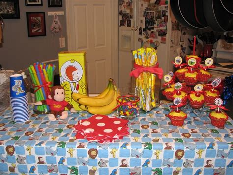 curious george decorations 1000 images about curious george birthday on