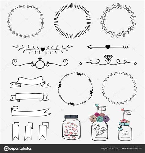 Wedding Invitation Design Elements by Wedding Invitation Design Elements Mangdienthoai