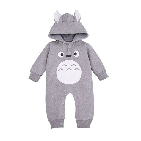 Totoro Jumpsuit victory check out my new infant toddler s totoro
