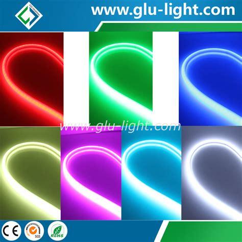 membuat lu led neon high quality dc12v 24v high density smd dot free neon led