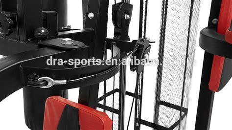 100 kg multi station home hg480 fitnessapparatuur met