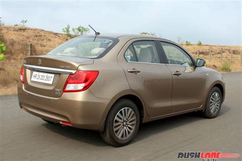 Maruti Suzuki Dzire Mileage New Maruti Dzire Review Price Engine Mileage Specs