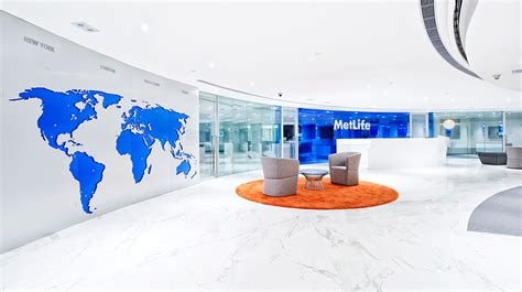 Metlife Corporate Office by The Loft Studio