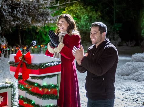 film a christmas promise about christmas land hallmark channel
