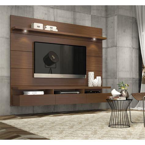 manhattan comfort  cabrini wall mounted floating tv
