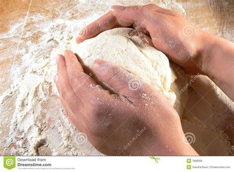 Handmade Dough - handmade dough royalty free stock image image 7888266