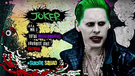 imagenes joker suicide squad suicide squad character videos reveal new footage collider