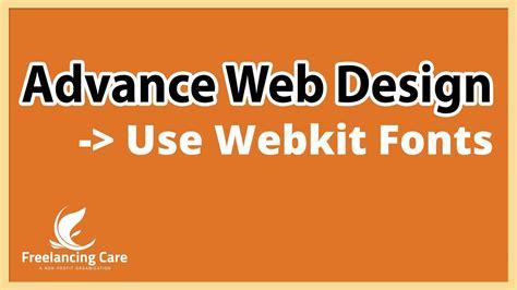 design bangla font web design advance course bangla use local webkit