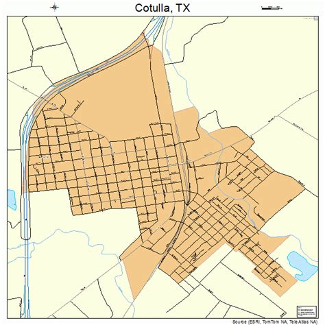 map of cotulla texas cotulla tx pictures posters news and on your pursuit hobbies interests and worries