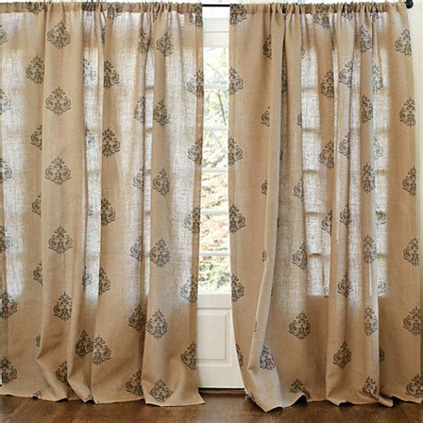 ballard designs drapes my thrifty curtain project that only looks good through