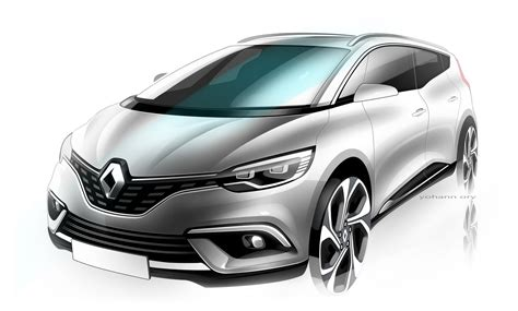 renault mpv 2017 new grand scenic expands renault s mpv range carscoops