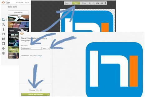 membuat logo favicon cara paling mudah membuat logo favicon dan banner untuk