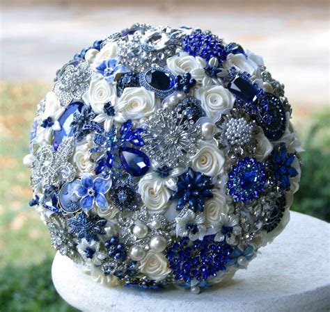 Wedding Bouquet Royal Blue by Bridal Style And Wedding Ideas Royal Blue Wedding