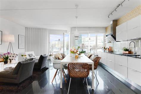 Oriental Bedroom scandinavian apartment interior design adorable home