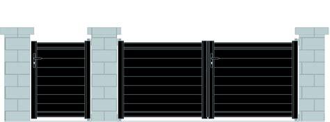 modern driveway gates gate design ideas simple home decor loversiq