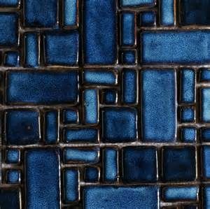 Discount Kitchen Backsplash Tile hand craft blue porcelain mosaic swimming pool tile