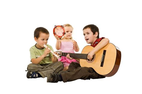 children s musicals even the youngest children can learn to make