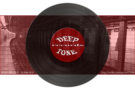 tone on tone deep tone records