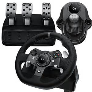 Logitech Steering Wheel Xbox One Setup Logitech G920 Racing Wheel Review Learning To Drive All