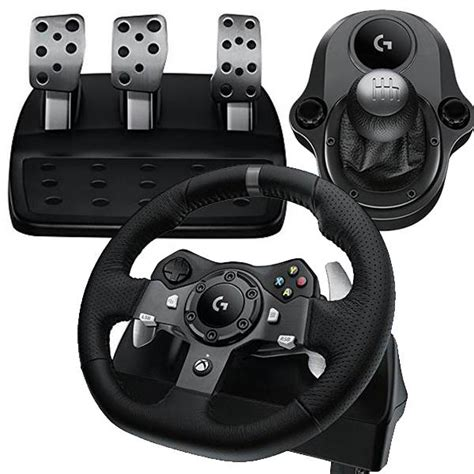 logitech g920 racing wheel review learning to drive all