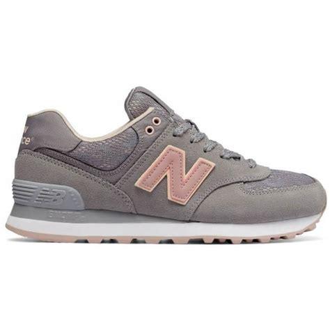 new balance 574 grey pink im