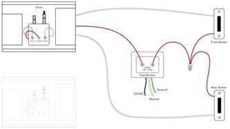 door bell wiring 4 colors best free home design idea inspiration