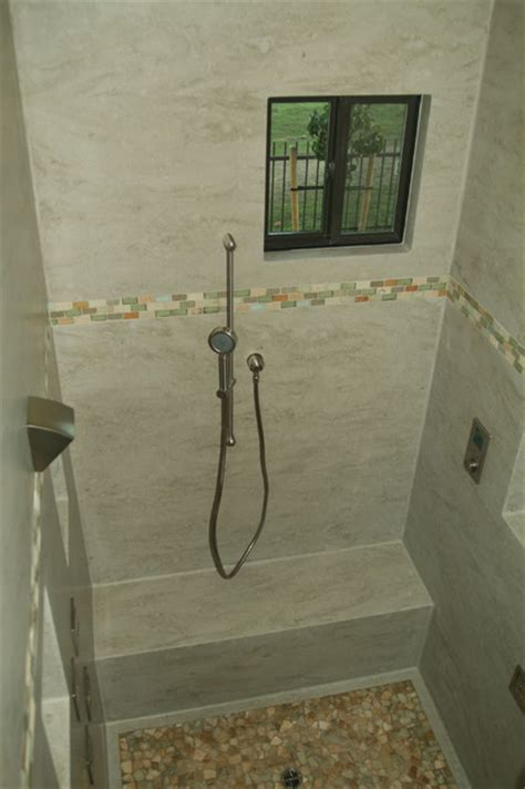 corian bathroom corian 174 sagebrush shower contemporary bathroom san