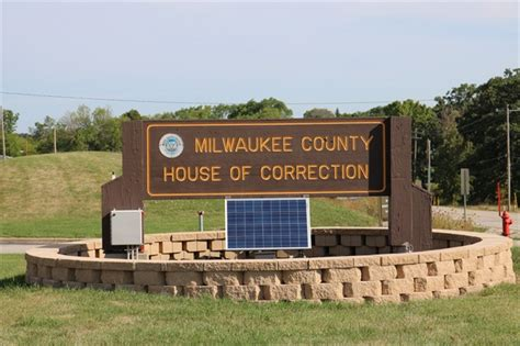 Milwaukee County House Of Corrections by House Of Correction