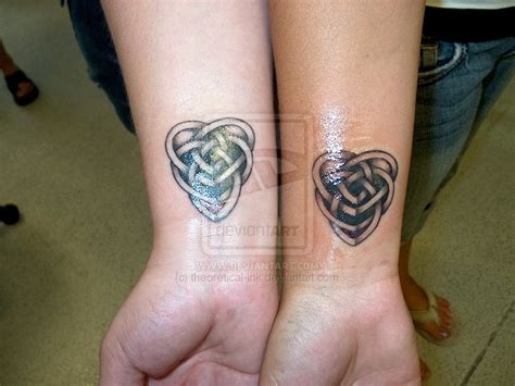 celtic knot of motherhood tattoo designs celtic knot by theoretical ink on deviantart